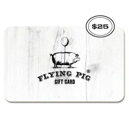 TFP Gift Card 25