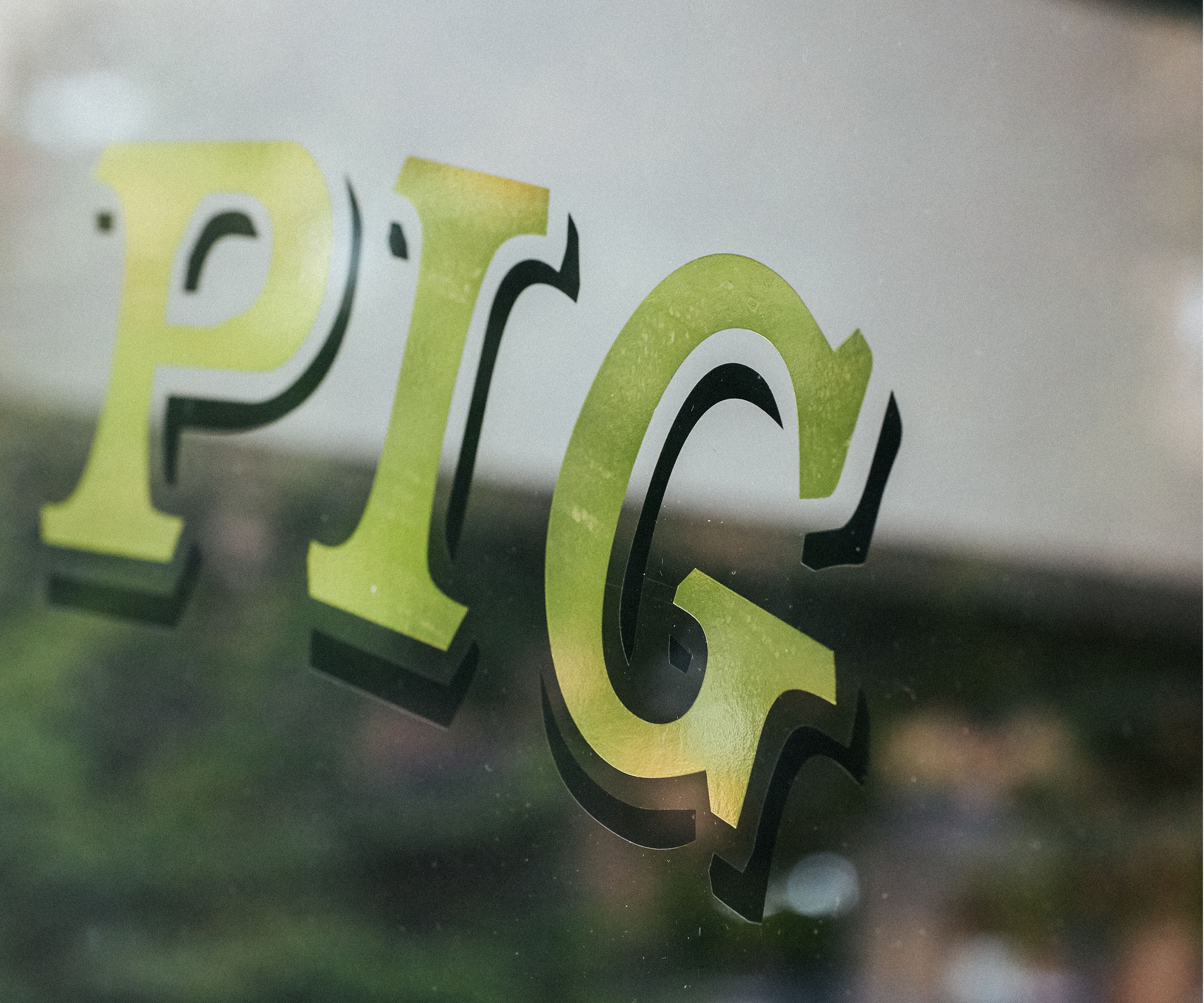 Flying Pig Gastown Private Room